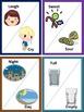 Antonym Cards with Illustrations