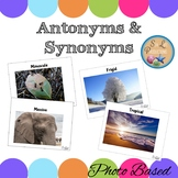 Antonym and Synonyms