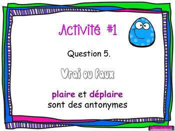 Antonyme