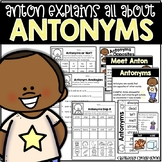 Antonyms Activities | Distance Learning | Independent Packet