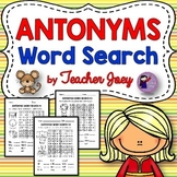 Antonyms Word Search