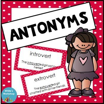 Antonyms Center