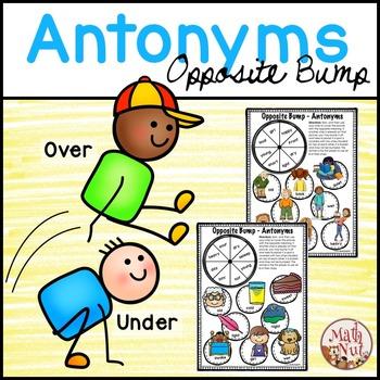 Synonyms and Antonyms   Antonym Game Set