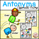 "Synonyms and Antonyms ""Antonym Game"""
