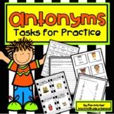 Antonyms-5 Tasks for Practice
