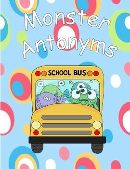 Antonyms: 7 Different Centers
