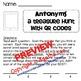 Antonyms- A Treasure Hunt with QR Codes