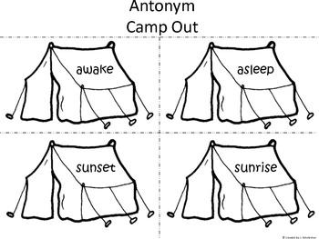 Antonyms Campout