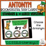 Antonyms Digital Boom Cards