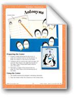 Antonyms (File Folder Center)