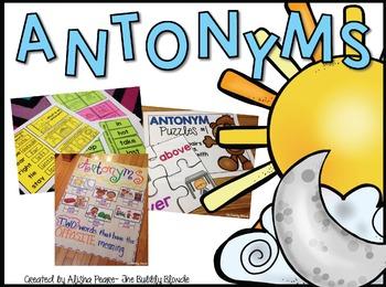 Antonyms {Interactive}