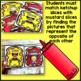 Antonyms: Ketchup & Mustard Opposites Center Activity