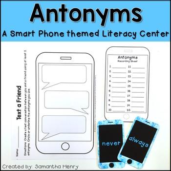 iPhone Antonyms