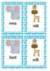Antonyms Literacy Center - Antonym Matching Center (Kinder/1st)