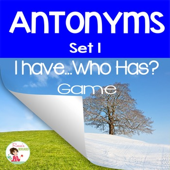 Antonyms Set 1