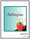Antonyms--Standard Practice