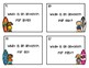 Antonyms & Synonyms Task Cards