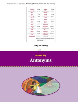 Antonyms (Take It to Your Seat Centers)