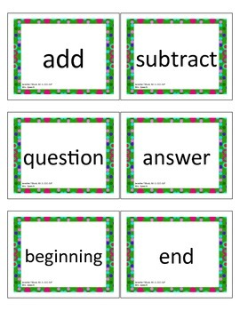 Antonyms - Upper Elementary Level