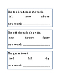 Antonyms Writing Journal Supplement Literacy Reading Worksheets Printable 2pages