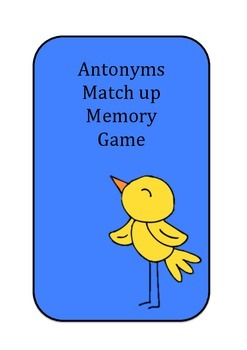 Antonyms and Icy Poles