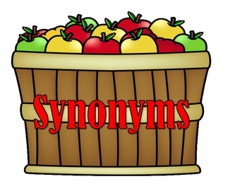 "Antonyms and Synonyms ""Apples in a Basket"""