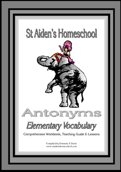 Antonyms for Elementary Learners