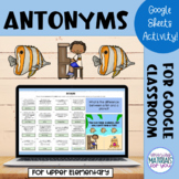 Antonyms for Google™ Sheets