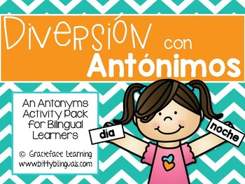 Antonyms in Spanish – Diversión con antónimos
