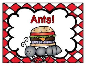Ants! A Science and ELA Study