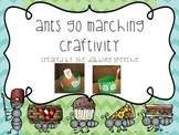 Ants Go Marching Craftivity!