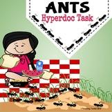 Ants Hyperdoc Task