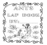 Ants Lap Book