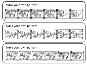 Ants - Pattern Book