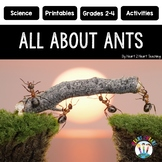 Ants - Life Cycle of an Ant - Flip Up Book