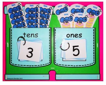 Ants in My Pants ~ A Place Value Activity