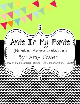 Ants in My Pants (Representing Numbers)