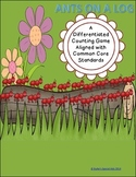 Ants on a Log: A Counting Game for Kindergarten