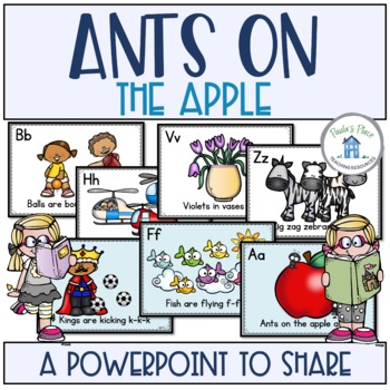 Ants on the Apple a-a-a