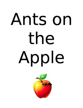Ants on the Apple poster/cover page