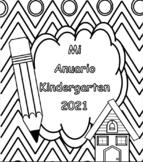Anuario Fin de Año Kindergarten- Yearbook Kindergarten Spanish