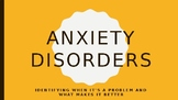 Anxiety: Crossing the Line