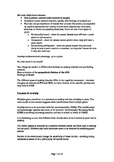 Anxiety Disorders Quick Review Lecture Notes and Handout