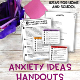 Anxiety Handouts