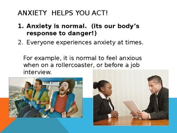 Anxiety PowerPoint