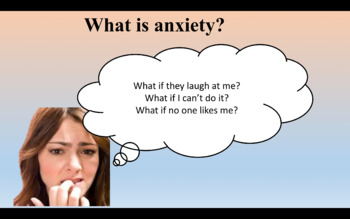Anxiety Prevention Beginning Group Lesson BUNDLE