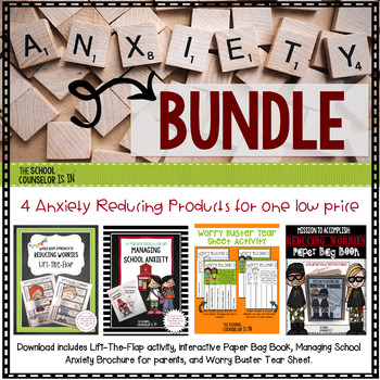 Anxiety Reducing Bundle