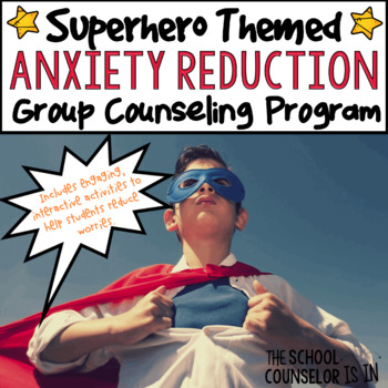 Anxiety Reduction Group Counseling
