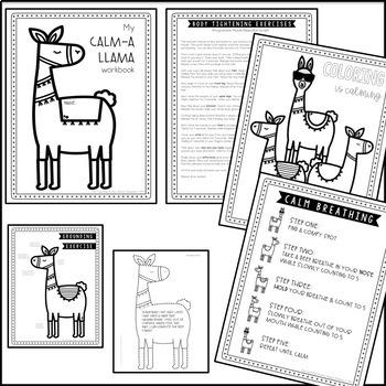 Anxiety Strategies Workbook