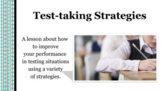 Test Anxiety Strategies Stress Mindfulness No Prep Ready 2 Use SEL Lssn w 3 vid